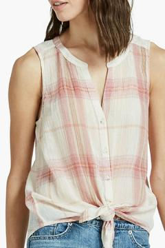 Lucky Brand Tie Button Down - Product List Image