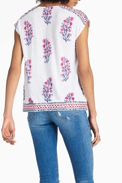 Lucky Brand Woodbock Floral Top - Alternate List Image