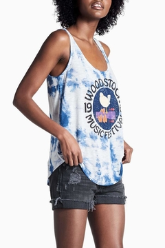Lucky Brand Woodstock Tank - Product List Image