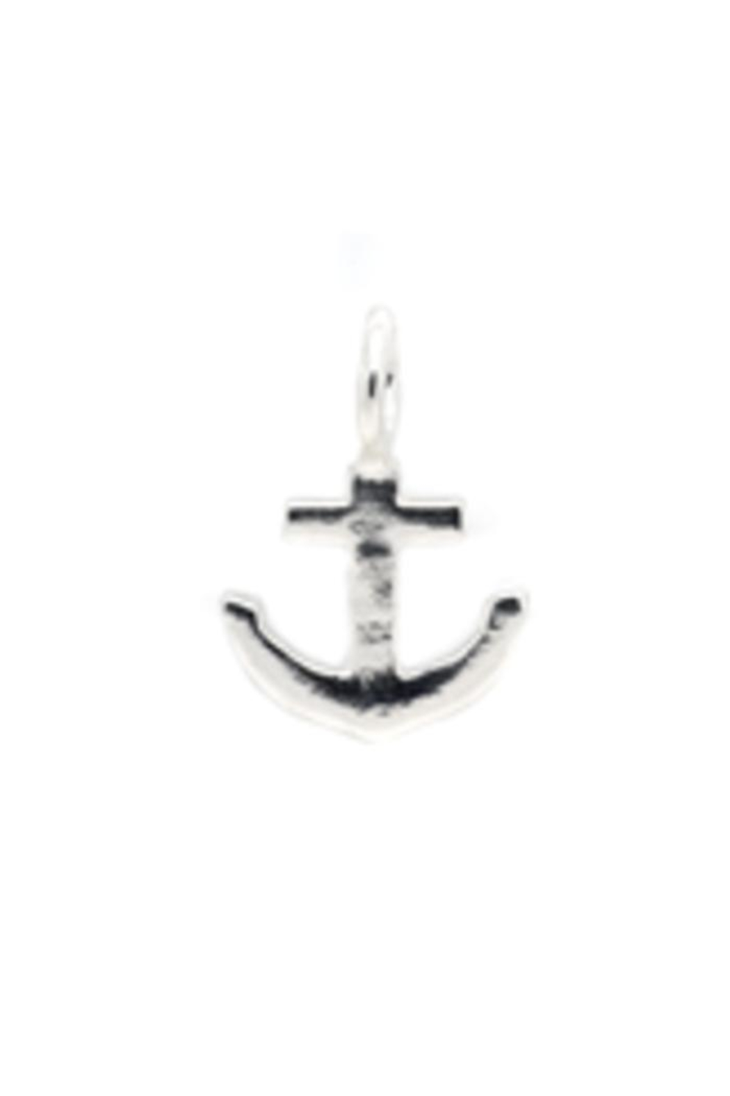 Lucky Feather Cute Nautical Anchor - Main Image