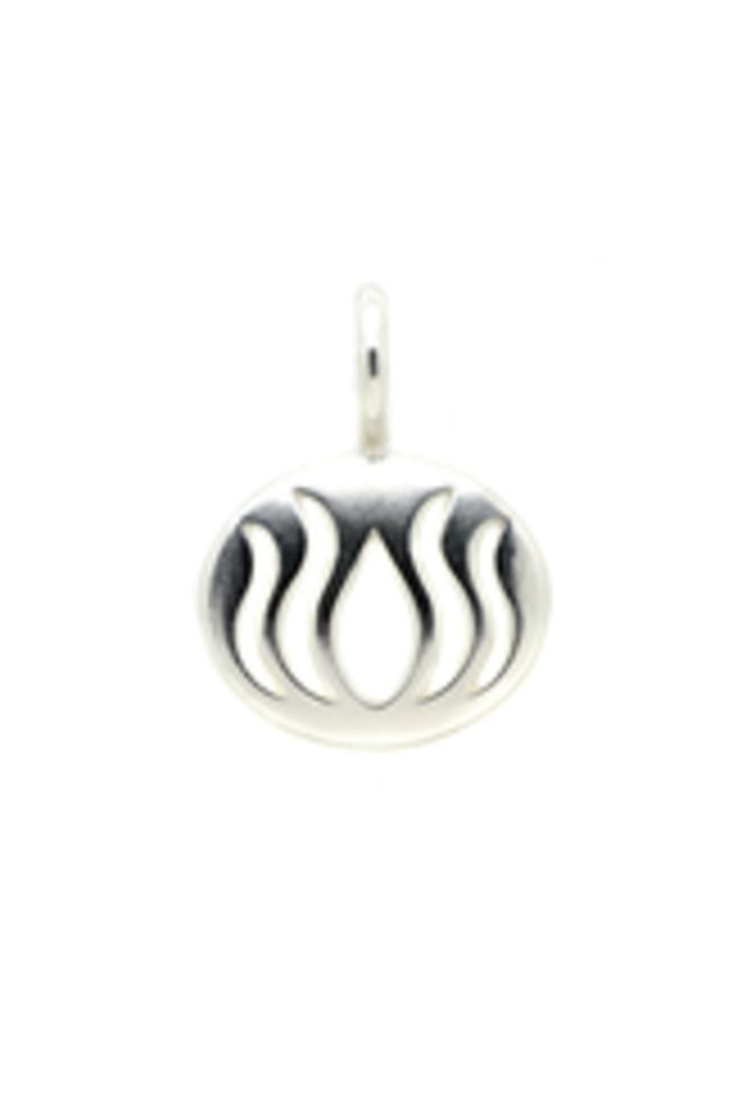 Lucky Feather Cute Lotus Flower From Maryland By Artisans Gallery