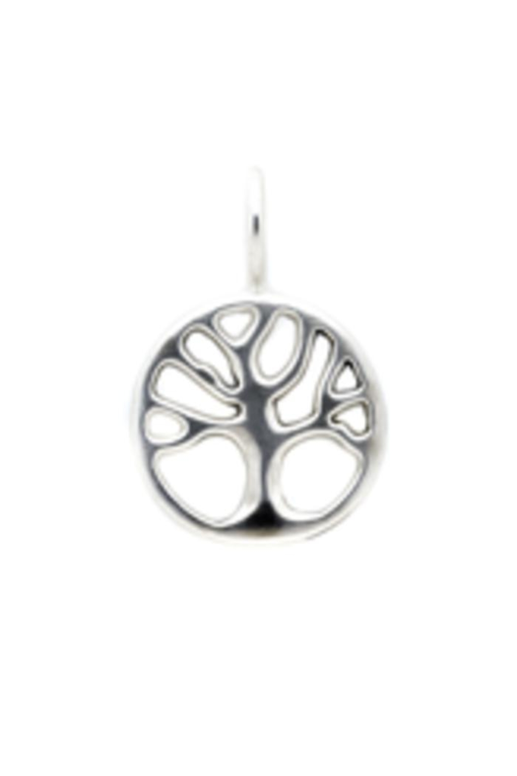 Lucky Feather Tree Life Charm - Main Image