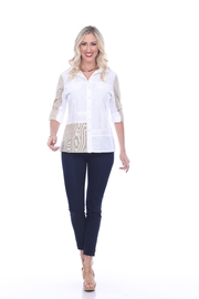 Parsley & Sage Lucy Blouse - Front cropped