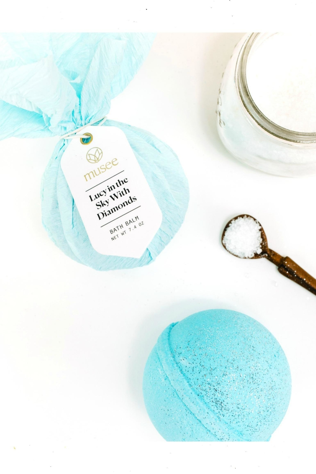 Musee Bath Lucy-In-The-Sky-With-Diamonds Bath Balm - Main Image