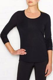 Lucy Long Sleeve Workout Tee - Product Mini Image
