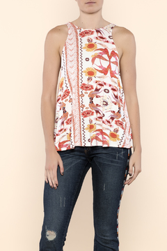 Shoptiques Product: Charlie Mighty Sparrow Tank