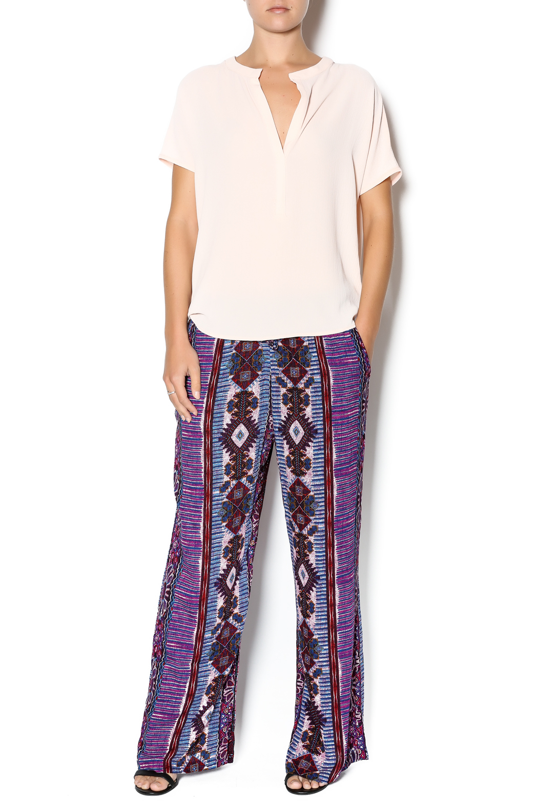 Lucy Love Mermaid Pant - Front Full Image