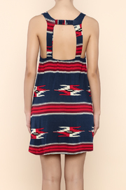 Lucy Love Rosarita Motel Mexico Dress - Back cropped