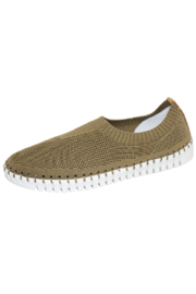 Eric Michael Lucy Mesh Sneaker - Front cropped