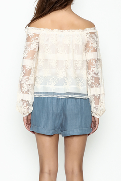Lucy Paris Becca Lace Blouse - Alternate List Image