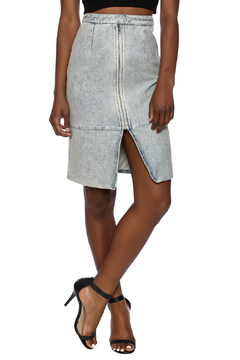 Shoptiques Product: Denim Pencil Skirt