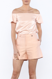 Lucy Paris Peachy Keen Top - Product Mini Image