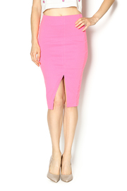 Lucy Paris Perfect Fit Pencil Skirt - Product Mini Image