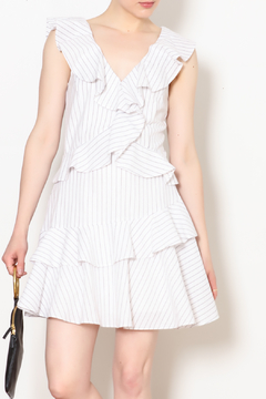 Saylor Lucy Striped Dress - Product List Image