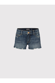 DL1961 Lucy Youth Denim Shorts - Front cropped