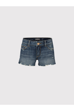 DL1961 Lucy Youth Denim Shorts - Product List Image
