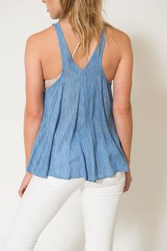 Lucy Love Chambray Charlie Tank - Alternate List Image