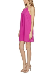Lucy Love Pink Mini Dress - Front full body