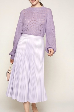 Shoptiques Product: Bill Pleated Skirt