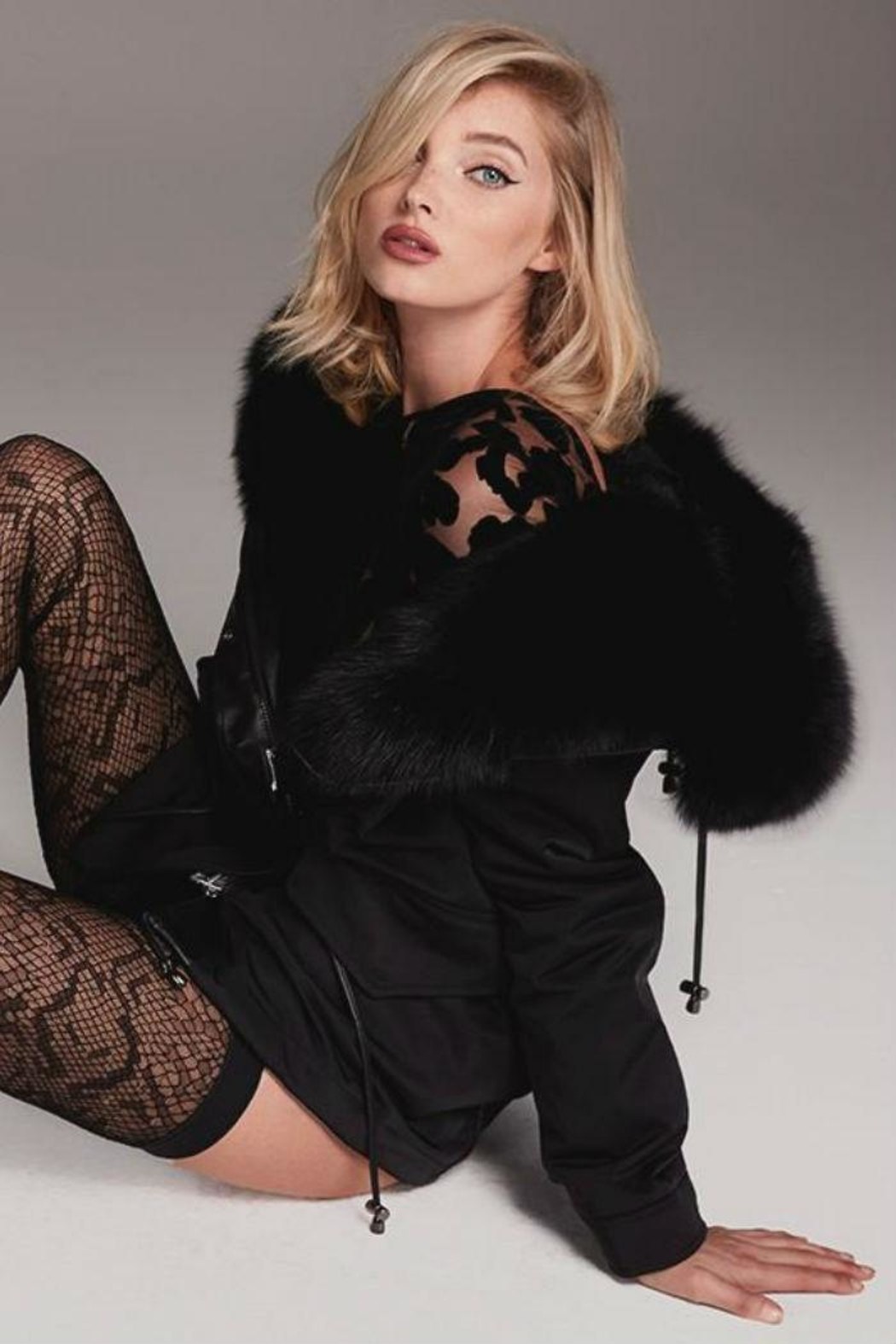 Nicole Benisti Ludlow Fur-Lined Parka - Front Cropped Image