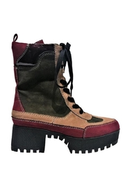 Bamboo Lug Sole Boot - Product Mini Image