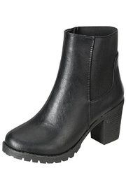 Refresh Lug Sole Bootie - Front cropped