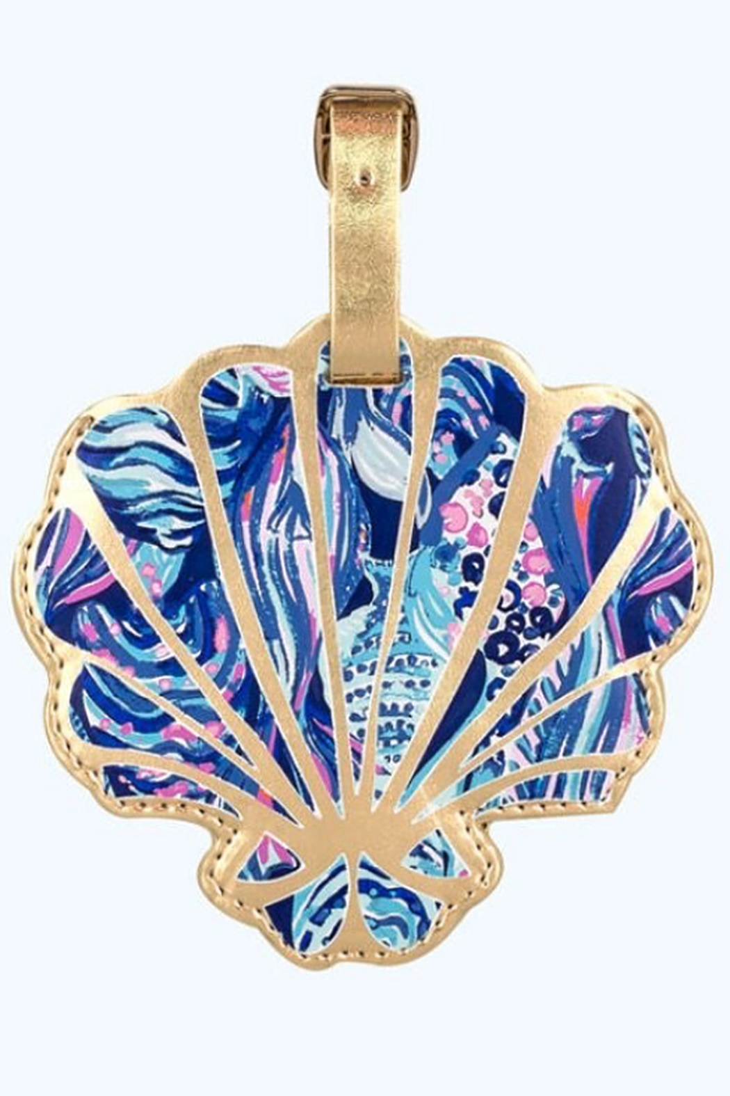 Lilly Pulitzer Luggage Tag - Main Image