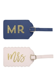 C.R. Gibson Luggage Tag Duo - Product Mini Image