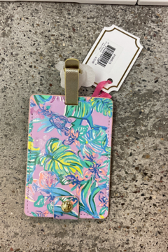 Lilly Pulitzer  Luggage Tag, Mermaid in the Shade - Product List Image