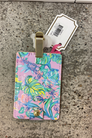 Lilly Pulitzer  Luggage Tag, Mermaid in the Shade - Product Mini Image
