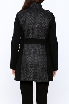 Luii Quilted Long Jacket - Alternate List Image