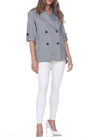 Luii Double Breasted Jacket - Front cropped