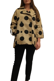 Luii Fall Dot Jacket - Front cropped