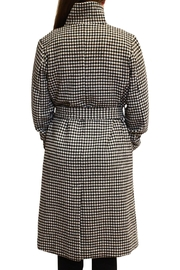 Luii Houndstooth Coat - Side cropped