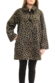 Luii Leopard Jacket - Product Mini Image