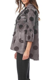 Luii Polka Dot Jacket - Front cropped
