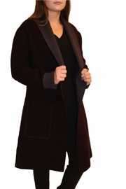 Luii Reversible Coat - Front cropped