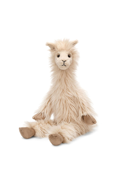 Jellycat Luis Llama - Product List Image