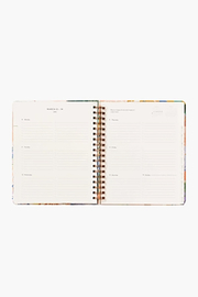 Rifle Paper Co.  Luisa 2021 17-Month Large Planner - Front full body