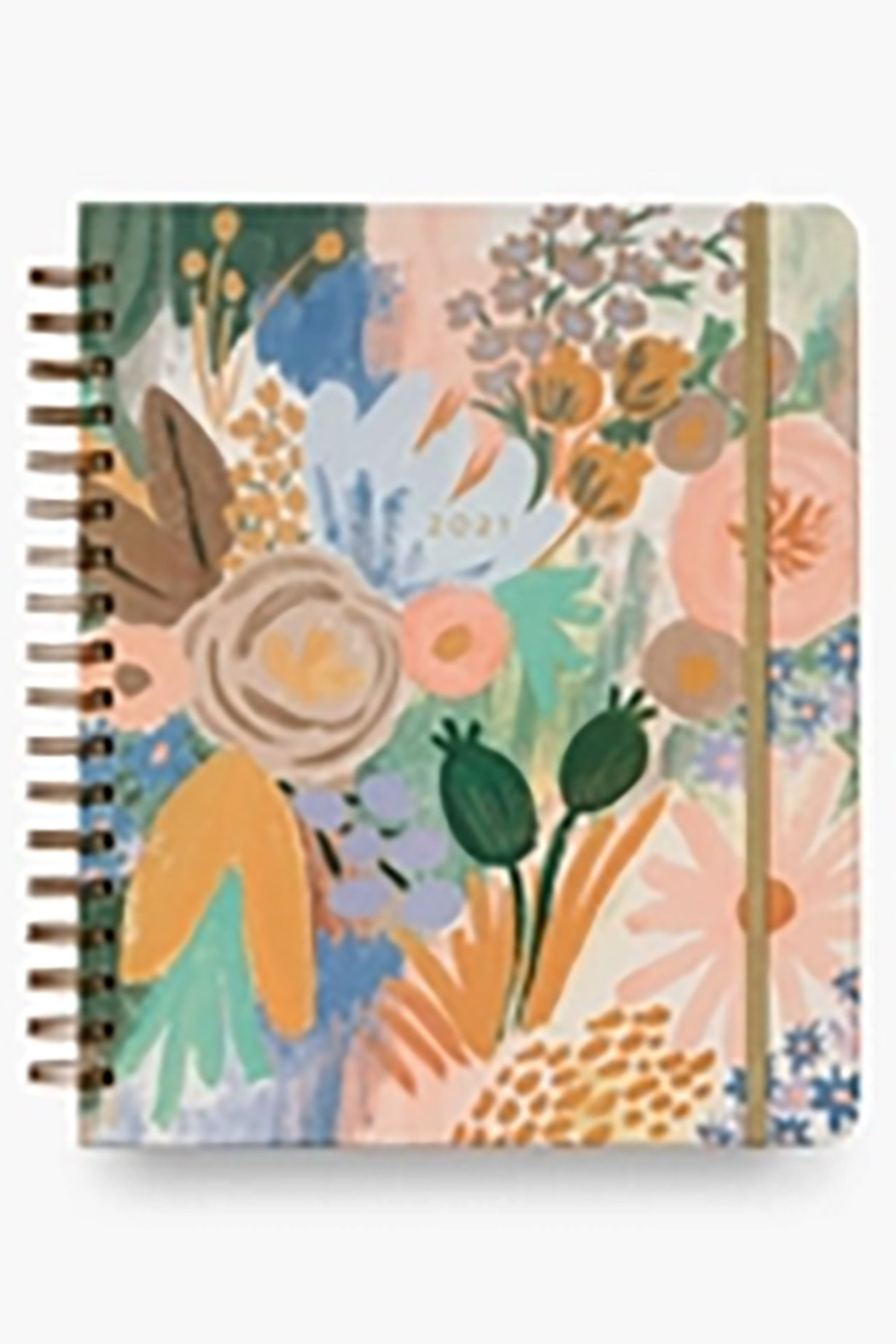 Rifle Paper Co.  Luisa 2021 17-Month Large Planner - Main Image