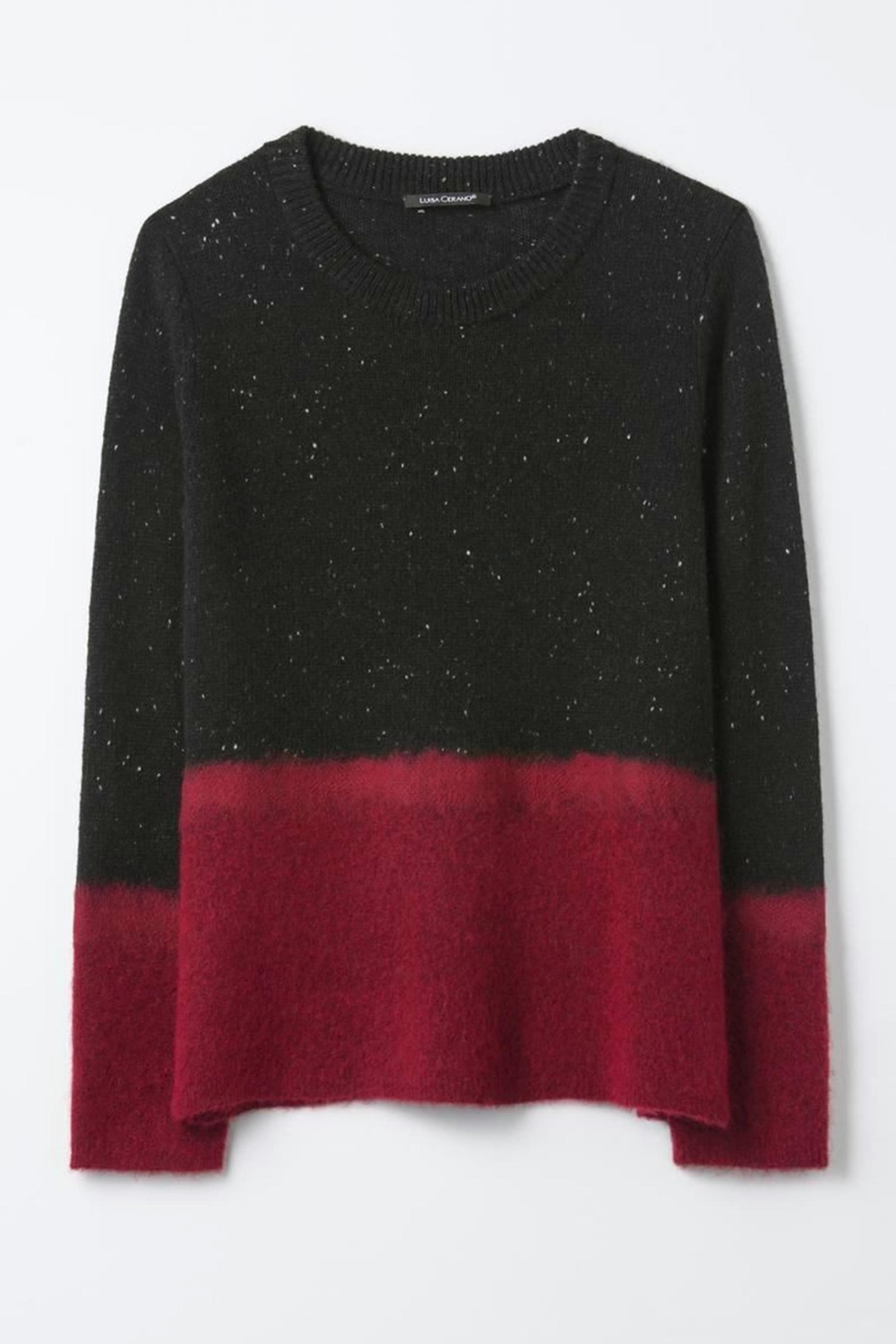 Luisa Cerano Knitted Wool Sweater - Main Image