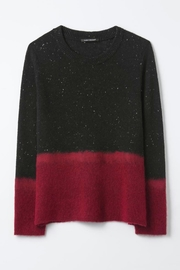Luisa Cerano Knitted Wool Sweater - Front full body