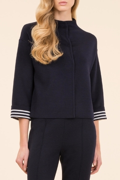 Luisa Spagnoli Matita Knitted Jacket - Product List Image