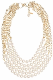 Luisa Spagnoli Pearl Necklace - Product Mini Image