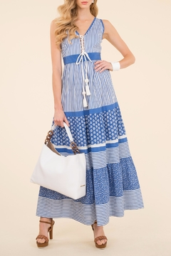 Luisa Spagnoli Pepper Maxi Dress - Alternate List Image