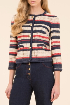 Luisa Spagnoli Vele Boucle Jacket - Product List Image