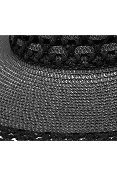 Luisa Spagnoli Widebrim Raffia Hat - Alternate List Image