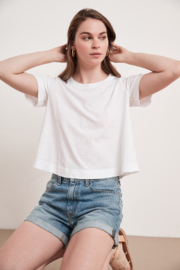velevt Lula Cobble Tee - Front cropped