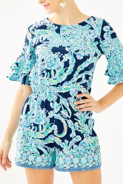 Lilly Pulitzer Lula Romper - Product List Image