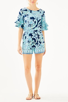 Lilly Pulitzer Lula Romper - Alternate List Image